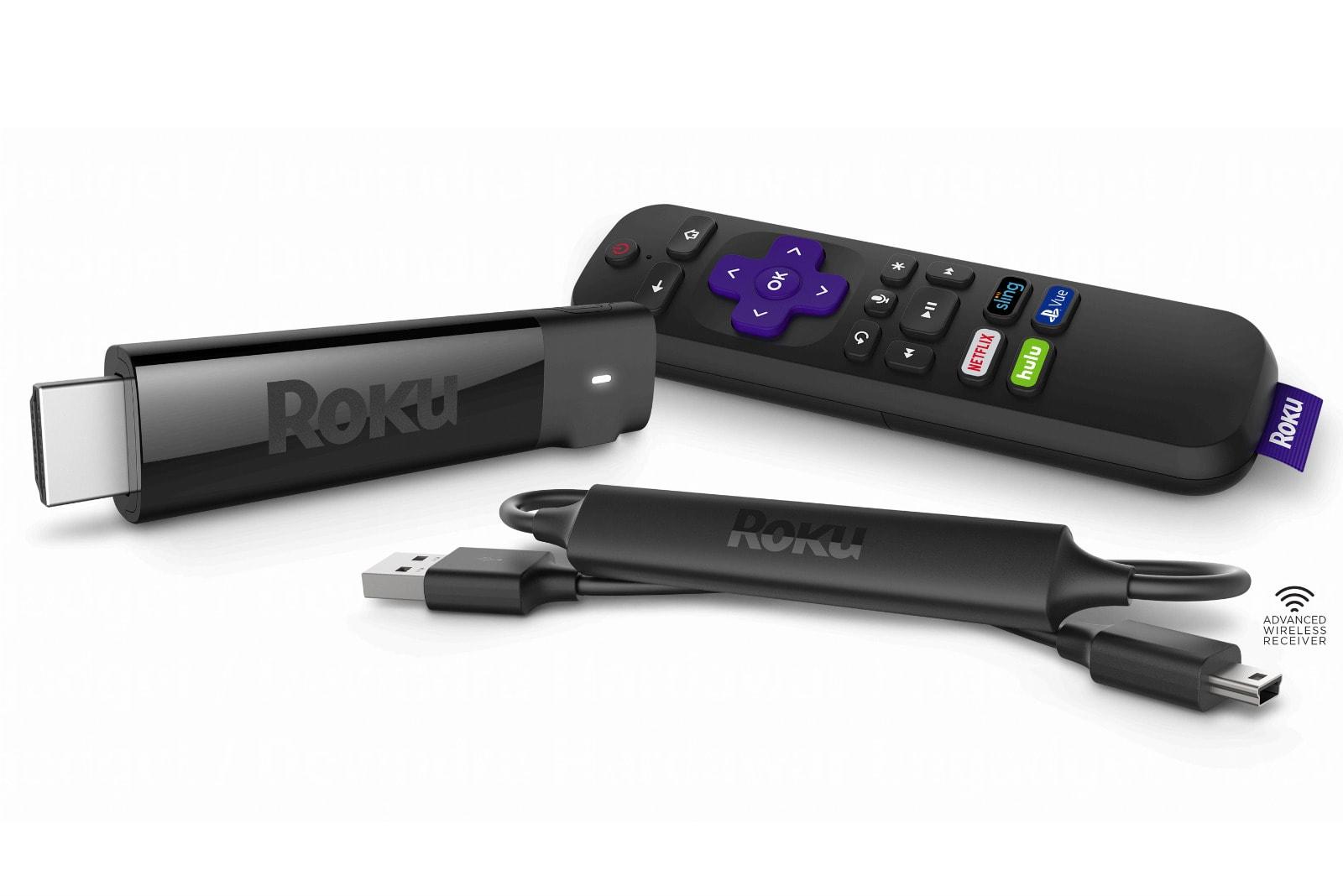 Roku made a 4K streaming stick