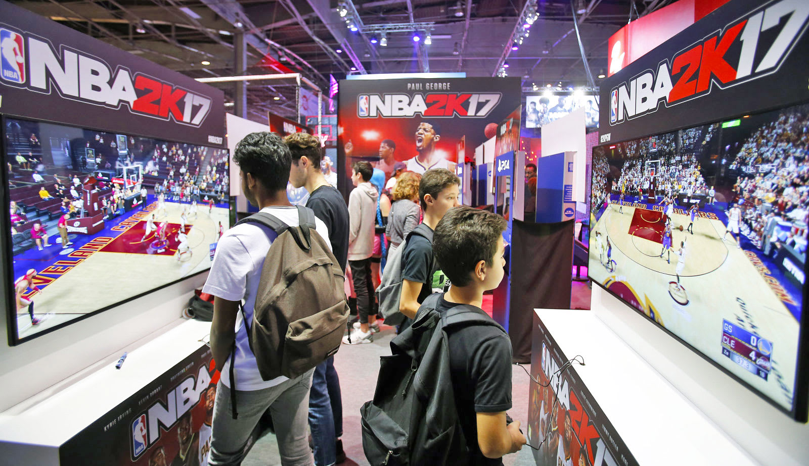 NBA 2K eLeague' eSports squads will be owned by NBA teams