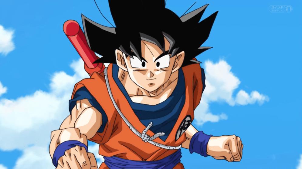 Son Goku Sera Embajador De Los Juegos Olimpicos 2020 De Tokio