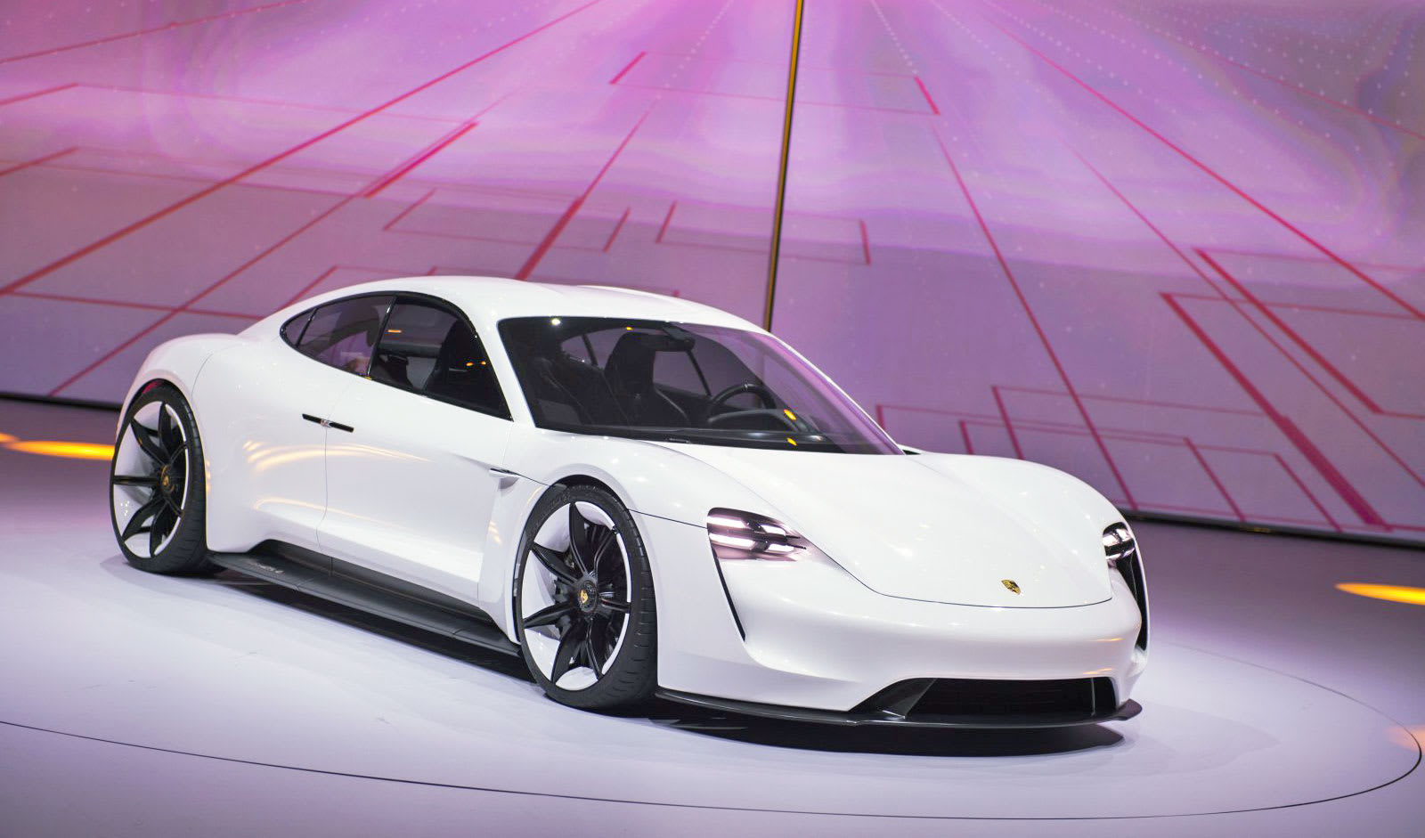 Odd Andersen Afp Getty Images Porsche First Unveiled Its Electric Car