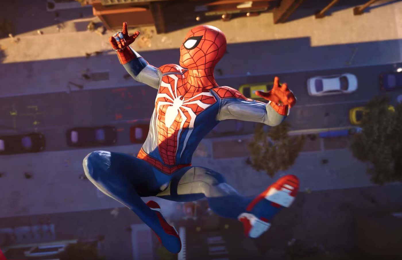 Spider-Man' arrives on PS4 September 7th