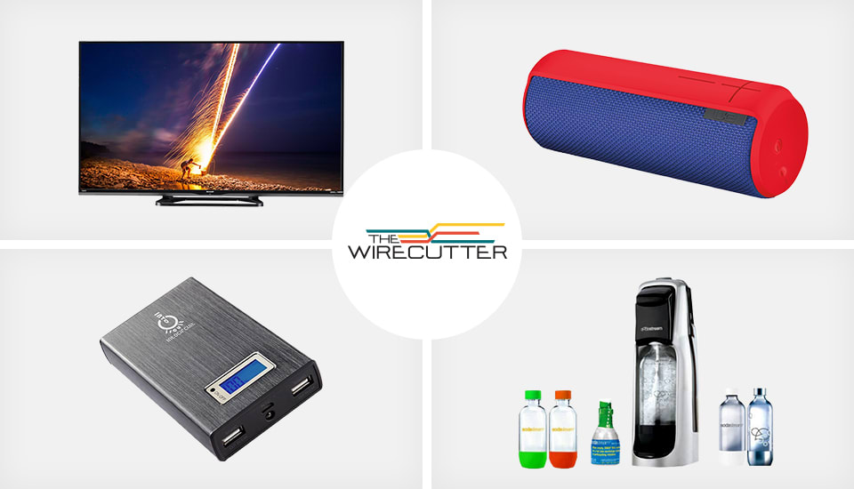 The Wirecutter S Best Deals Sodastream Ue Boom And More