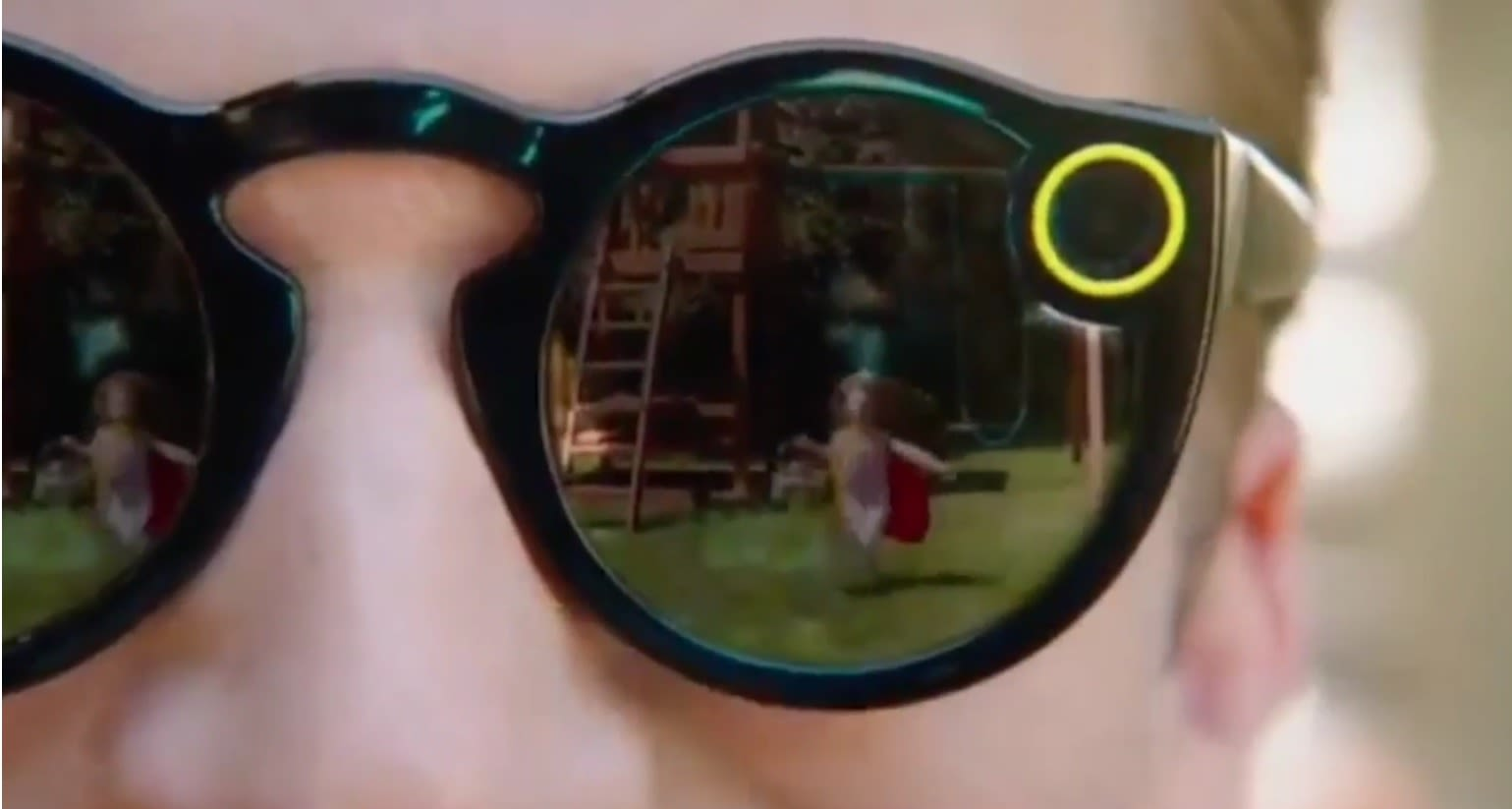 d86b03b672d As if a report that Snapchat CEO Evan Spiegel had been spotted wearing a  pair of camera-packing sunglasses wasn t enough