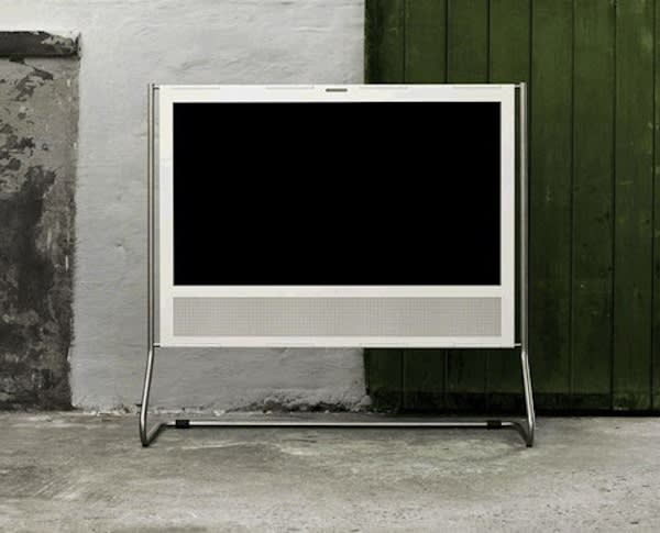 beoplay v1 zwei neue bang olufsen fernseher der. Black Bedroom Furniture Sets. Home Design Ideas