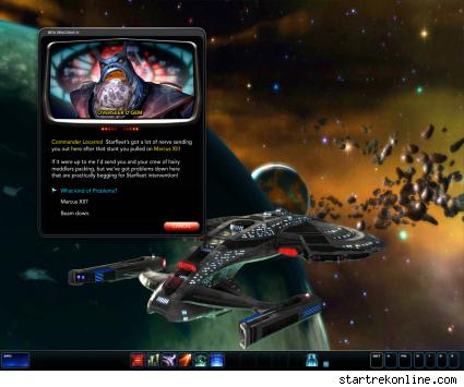 First Sto In Game Screenshot Released
