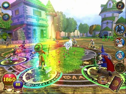 Massively interview: KingsIsle on Wizard101