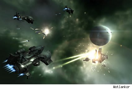 The Sci Fi Eve Online Is Set Apart From Many Other Mively Multiplayer By Its Economy While There Are Curly Problems With