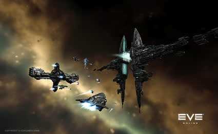 EVE to drop Classic graphics support, possibly some