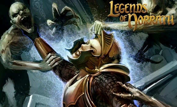 EQ's producer discusses new Legends of Norrath-gated