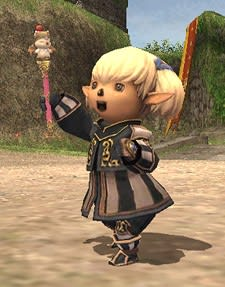 Final Fantasy XI holds a contest to draw the professor, Vana'diel's