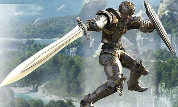Final Fantasy XIV details two new classes and weapons