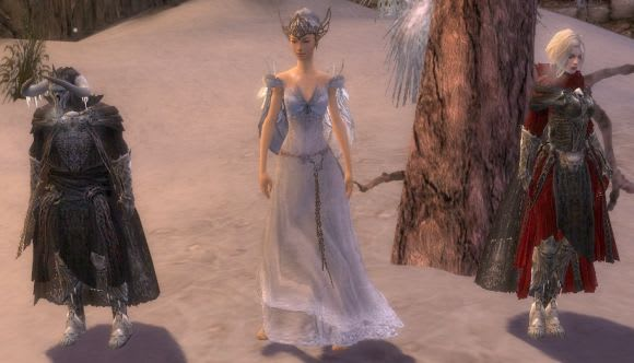 Guild Wars adds costumes just in time for Wintersday