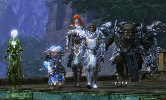 Analyzing the newest Guild Wars 2 trailer