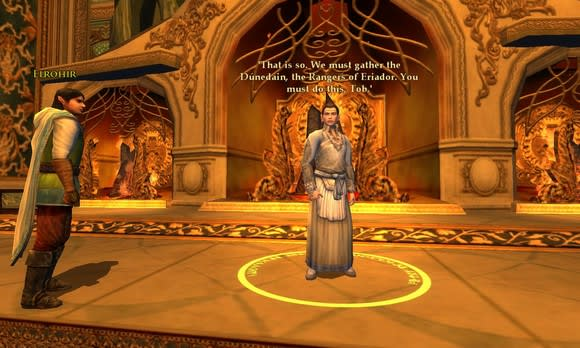 The Road To Mordor Massively Tour Of Lotro Volume Iii Book 1