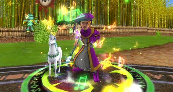 MMO Family: A parent's look at Wizard101