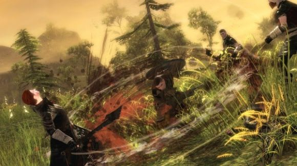 Guild Wars 2 devs answer questions about combat, gameplay