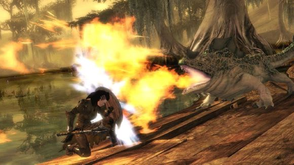 ArenaNet reveals traits and Warrior class for Guild Wars 2