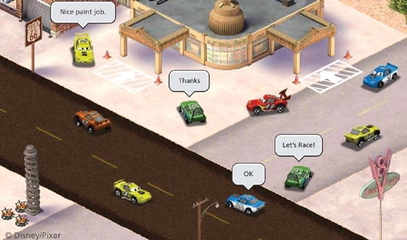 Mmo Family A Parent S Look At World Of Cars Online