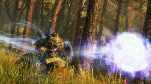 Behind the scenes with the Guild Wars 2 Guardian: Massively's