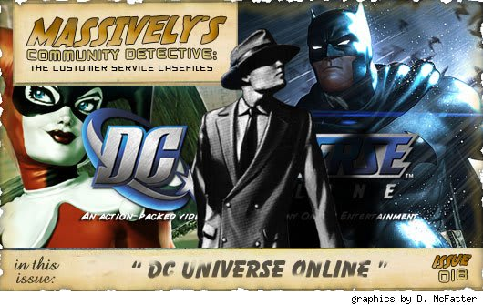 Community Detective Issue #18: DC Universe Online [Updated]