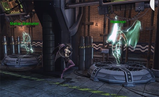 Alter-Ego: Nine tips for PvP in DC Universe Online