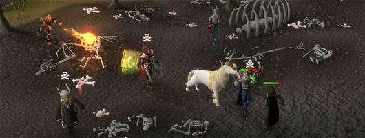 Massively's guide to RuneScape's wilderness and free trade