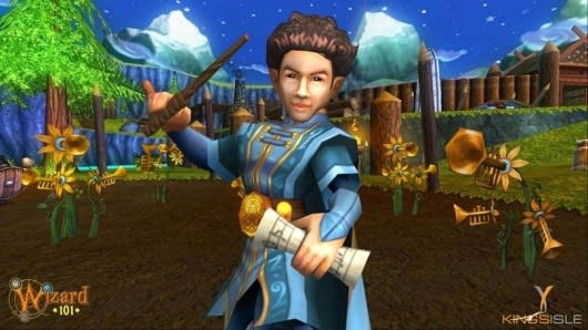Nick Jonas is Wizard101's mystery composer