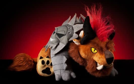 Updated] Guild Wars 2 Charr plushies on sale now, but you