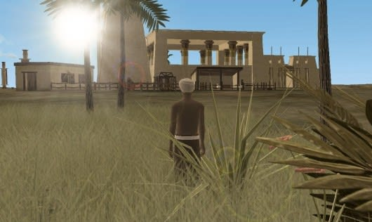 The Game Archaeologist spins A Tale in the Desert: A talk with Teppy