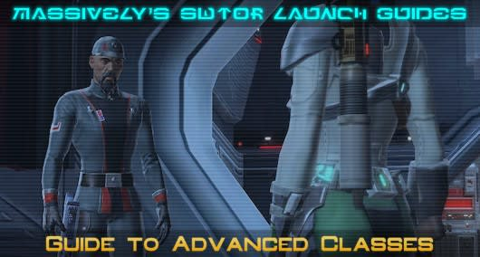 SWTOR: Advance your classes