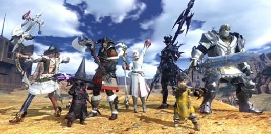 Final Fantasy XIV producer's letter looks back on 2011 and forward