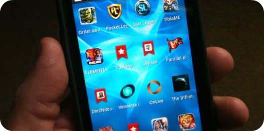 MMObility: The 16 MMOs in my pocket