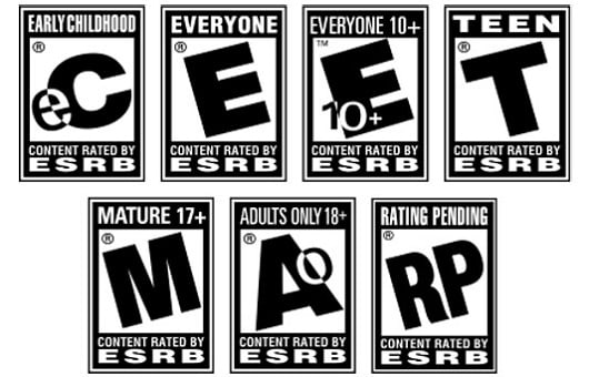 Quick What S The Esrb Rating Symbol Of Your Favorite Mmo Choice And If You Know That Are Content Descriptors Account For