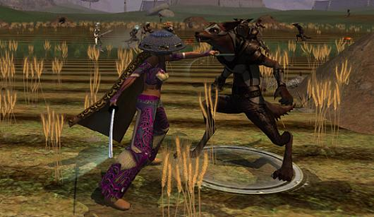 The Tattered Notebook: EverQuest II's Antonica public quest