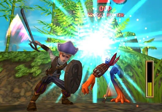 MMO Family: Pirate101 and the Pixar effect