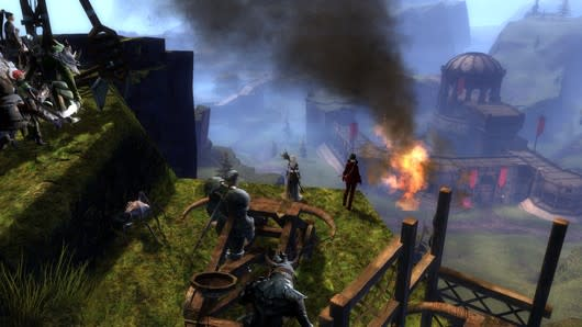 Flameseeker Chronicles: Environmental weapons in Guild Wars 2