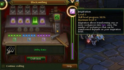 Allods Online crafting professions set to merge in Patch 3 05