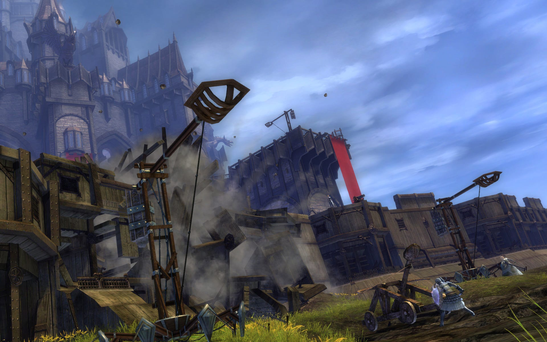 ArenaNet separates Guild Wars 2 WvW reset times for North American