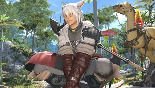 Character creation benchmark now available for Final Fantasy XIV