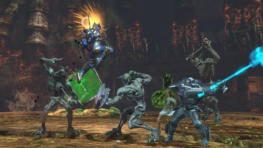 SOE Live 2013: DCUO's Sons of Trigon DLC and beyond