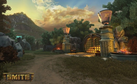 Hi-Rez revamps SMITE's conquest visuals on smite siege map, new smite assault map, muslim conquest map, alexander the great conquest map, minecrfat conquest map, spanish conquest map, star trek conquest map, battlefield 3 conquest map,