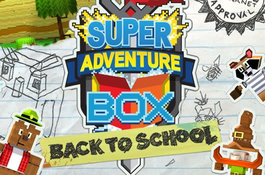 Super Adventure Box is returning to Guild Wars 2 and we've