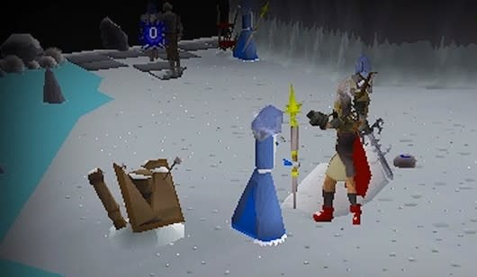 Old School' RuneScape grows to 1M players, opens God Wars