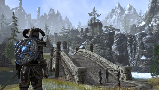 ESO interview dives deep into combat, rare weapons, and arenas