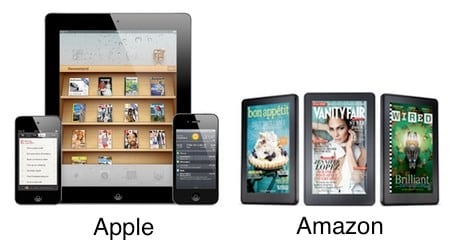 Buried among new Kindles, Amazon introduces its own Newsstand