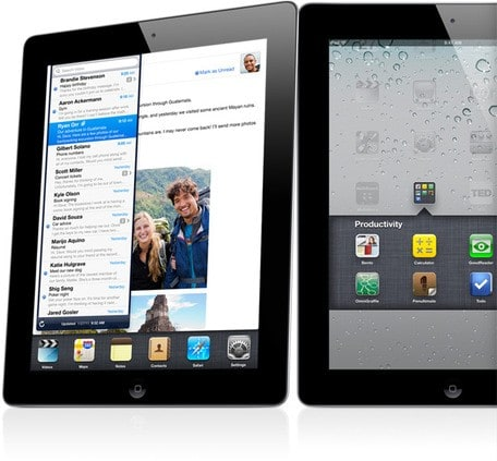 Giving your former iPad to a spouse or family member: the