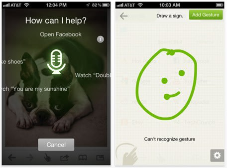 Dolphin iOS browser adds voice control