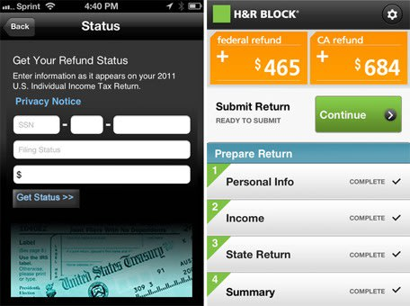Five apps to help you file your taxes (updated)