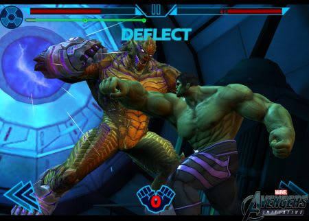 Marvel Avengers Initiative brings Infinity Blade hack-and