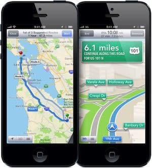 The iOS 6 Maps app is why my next phone may be a Samsung, not an